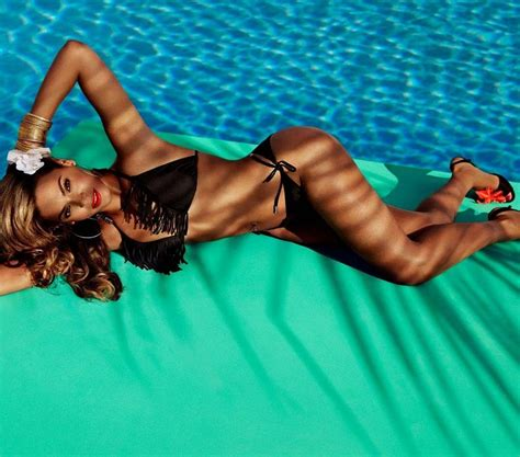Pop Nosh Beyonce Sporty Swimsuit by Pop Minute Beyonce Knowles Hnm Photos Photo 4