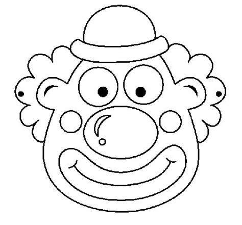 dibujos infantiles para colorear de payasos dibujo de payaso para colorear dibujos net
