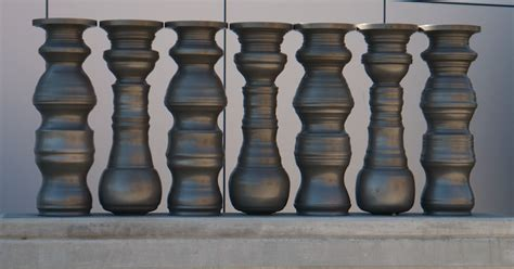 Illusion Vase by Artist Makes Optical Illusion Vases That Create Secret