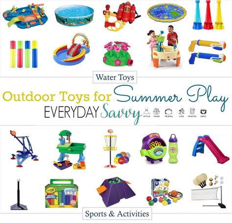 toys for outside toys for