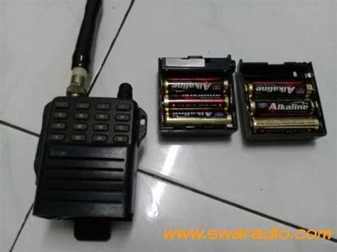 Bp99 Icom Batre For V68 dijual icom v68 vhf antena butik swaradio