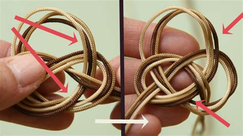 How To Make Cool Knots - wonderful diy cool knotted bracelet