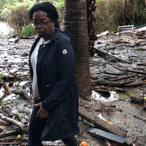 oprah montecito house california mudslide hits oprah s house in santa barbara people com