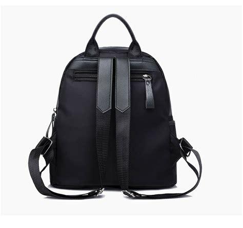 A776 Tas Import Ransel Import tas ransel warna hitam import gudang tas import