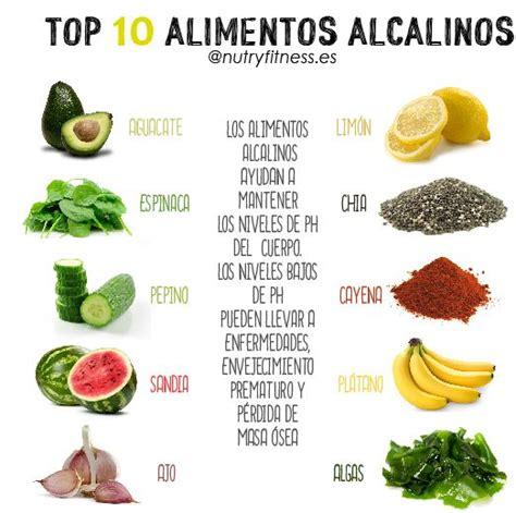 alimento alcalino m 225 s de 25 ideas fant 225 sticas sobre alimentos alcalinos en