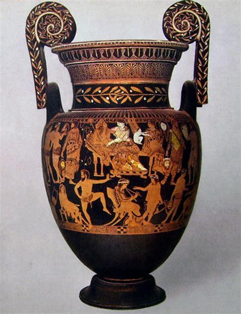 Vasi Antichi Etruschi by Espressionismo Ripercussioni Della Grande Pittura Nell