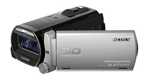 Kamera External Sony sony hdr td20 3d kamera av hu