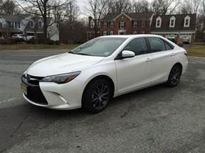 Toyota Camry Sport Car Review 2017 Toyota Camry Adds Some Sport To Midsize
