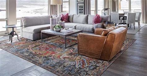 mixing traditional and moroccan rugs top 7 area rug tips decorating with rugs tips nw rugs