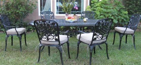 patio sets clearance outdoor cast aluminum patio