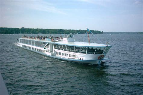 berlin to potsdam by boat best river harbor cruises in wannsee 2019 boat ferry
