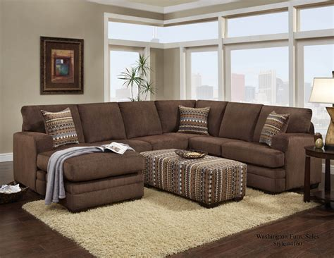 Chocolate Couches by Hillel Chocolate Sectional Sectional Sofa Sets