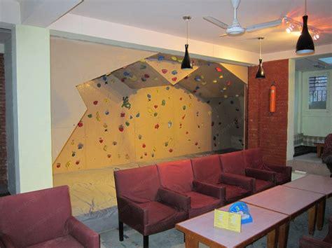 home climbing wall park tropa