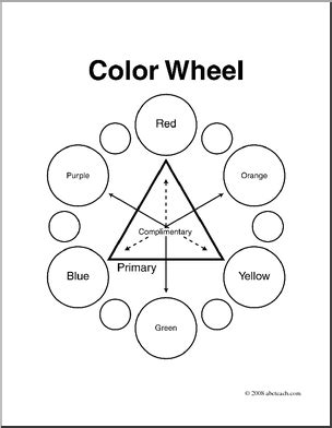 coloring pages color wheel coloring page wheel picture