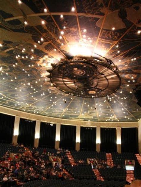 forum auditorium harrisburg pa mural ceiling