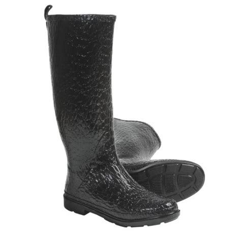 comfortable rain boots for women comfortable and stylish review of muck boot company croc