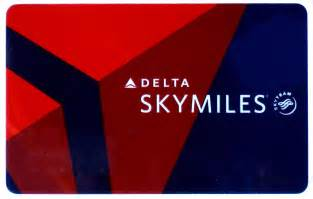 delta airlines business credit card the delta skymiles program creditwalk ca