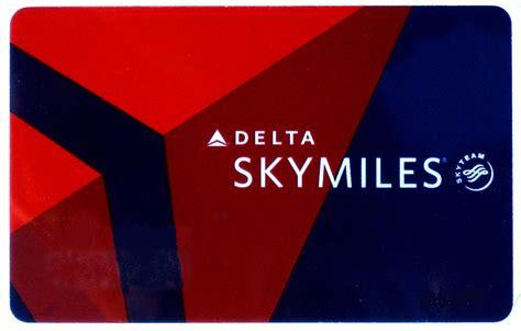 file delta skymiles membership card jpg wikimedia commons - Skymiles Gift Cards