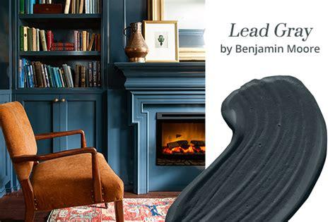 feature huewelove lead gray benjamin moore
