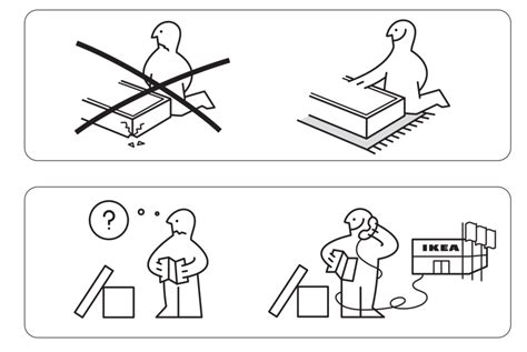 Ikea Bedienungsanleitung by 16 Out Of Context Ikea To Help You Live A