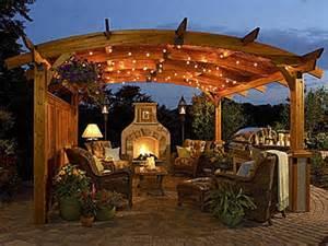 decorando nuestro patio p 233 rgolas decoraci 243 n de