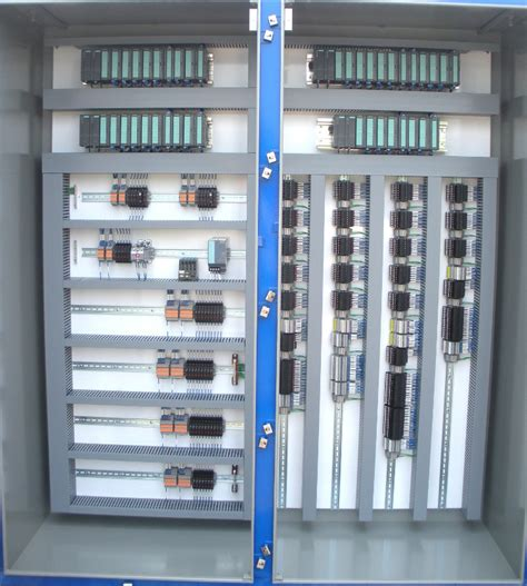 Plc Cabinet Layout by Mlea Inc Nuclear Engineering Services Industrial
