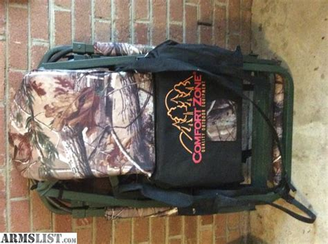 Comfort Zone Treestand by Armslist For Sale Comfort Zone Deer Climbing Stand