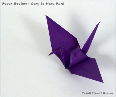Kami Origami Paper - kami by jong ie nara review happy folding