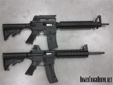 best mp k romeotangobravo s w m p 15 22 vs mossberg ar 22 first