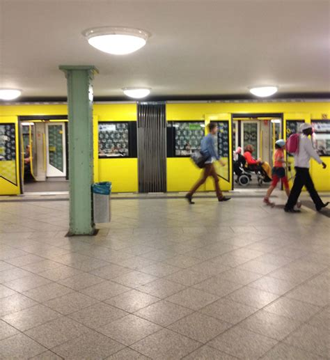 Subway Berlin Wi by Berlin From China
