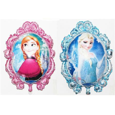 Sale Balon Foil Frozen Mirror 2 Side disney frozen supershape 25in balloon this started