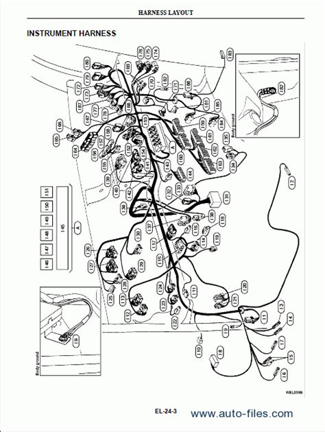 nissan nv200 radio wiring diagram nissan get free image