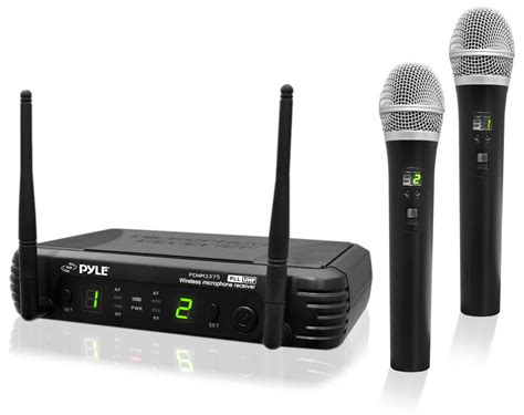 Microphone Werelles Merk Homic pylepro pdwm3375 home and office microphone systems musical instruments microphone