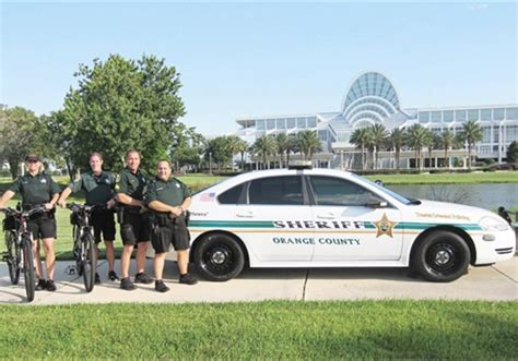 Orange County Sheriffs Office by Policing Tourist Areas Working Where Others Play