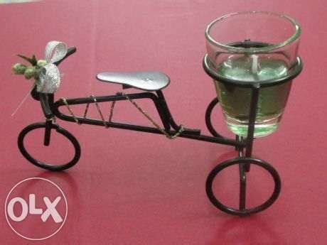 Candle Giveaways Philippines - bicycle with gel candle holder giveaways wedding birthday baptisma for sale