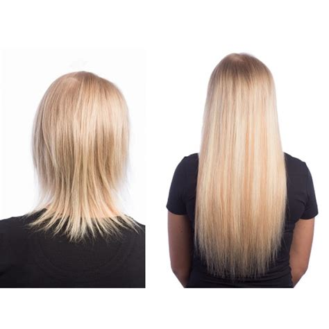 micro ring hair extensions before and after 8 inch hair extensions before and after choice image