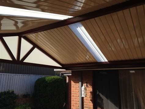 patio roofing options c dek flat panels patio roofing options great aussie