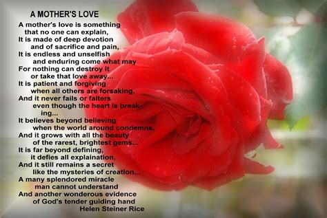 Poem For S Day Mothers Day Poems Hd Wallpapers