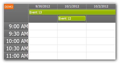 Duration Calendar Daypilot Pro For Asp Net Webforms 7 1 Daypilot For Asp