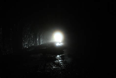 Light End by Light At The End Of The Tunnel Person Www Pixshark