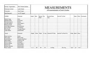 measurements template rosslesslietheatre ross lesslie theatre studies page 2