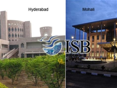 Isb Mba Apply by Isb Hyderabad Vs Isb Mohali A Comparison