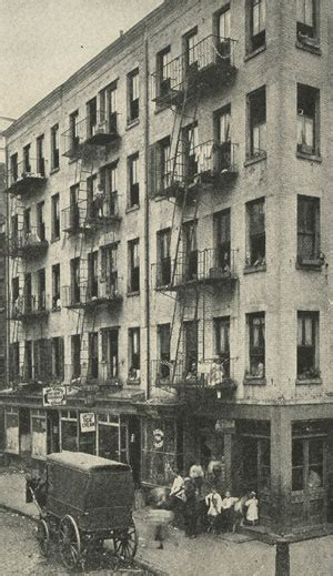 tenement houses new buildings only tenement house law of 1901 for new buildings all halls and rooms had to