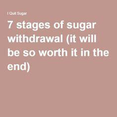 Detoxing Sugar Side Effects by Sugar Withdrawal Symptoms List Of Possibilities Cfs