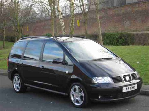 seat alhambra stylance for sale seat alhambra 2 0tdi 2007my stylance car for sale
