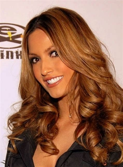 brown hair color pictures pictures of light golden brown hair color