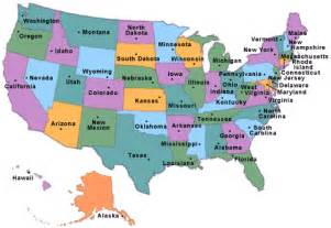 us map of all the states united states other maps