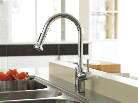 Grohe Waterfall Faucet by Grohe Kitchen Faucet Pull Out Spray Tags Grohe