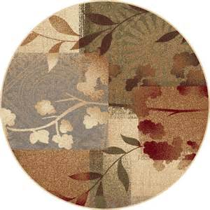 Design Ideas For Half Circle Rugs Brown Circle Rug Roselawnlutheran
