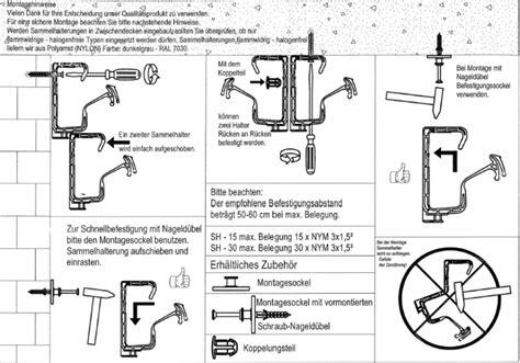 Kabelhalter Wand Nagel by Sammelhalter Leitungshalter Kabelhalter Sh15 Ranit
